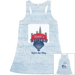 Chicago Baseball Bachelorette Tank