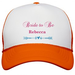 Bride to Be Hats