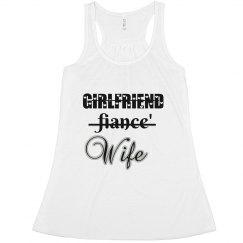 Wife- Honeymoon Shirt