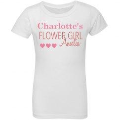 Flower Girl Hearts