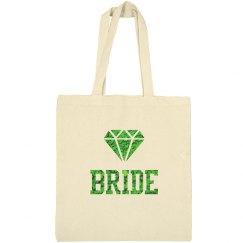 Irish Bride Tote
