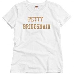 Petty Bridesmaid