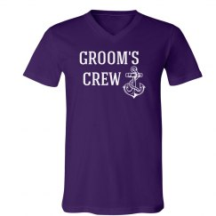 Groom's Crew Nautical