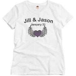 Jill and Jason