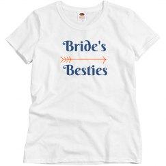 Bride's Besties