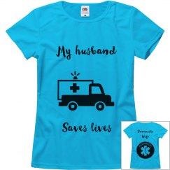 Paramedic Wife