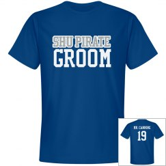 Seton Hall Groom