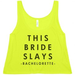 Neon This Bride Slays