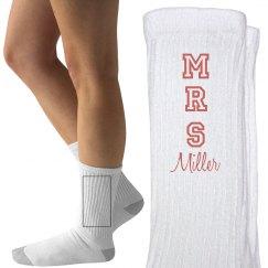 Custom Mrs. Miller