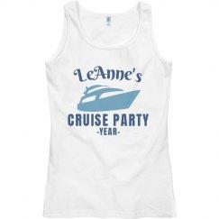 Cruise Party Bachelorette