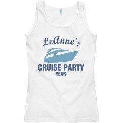 Cruise Party Bachelorette
