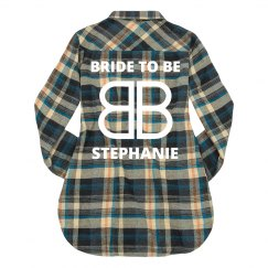 Bride To Be Logo