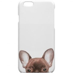 Customizeable French Bulldog Cell Phone Case