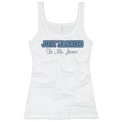 Just Married For Her