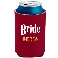 Bride Can Koozie
