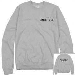 Save This Date Sweatshirt