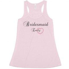 Bridesmaid Script