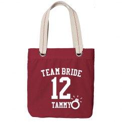 Team Bride Bag