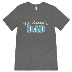 Father Of The Groom Tee