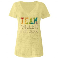Rainbow Team Miller