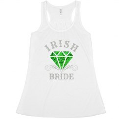 Irish Bride Shamrock