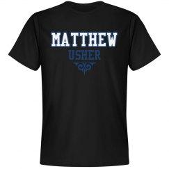 Custom Name Usher