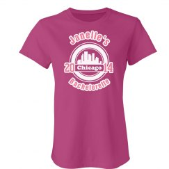Chicago Bachelorette Tee