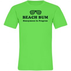 Beach Bum Honeymoon