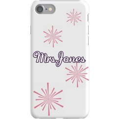 Mrs. Jones Phone Cover
