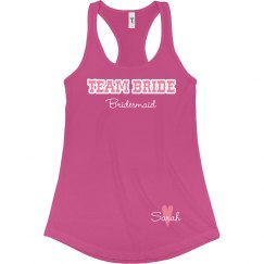 Team Bride Bachelorette