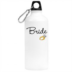 Bride Water Bottle