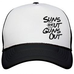 Sun & Gun Cap