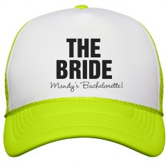 The Bride's Bachelorette