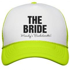 The Bride's Bachelorette