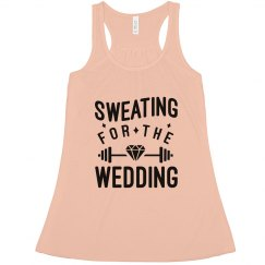 Sweating for the Wedding
