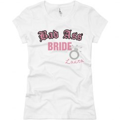 Bad Ass Bride Tee