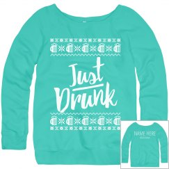 Custom Bachelorette Ugly Sweater