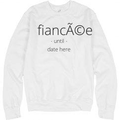 Fiancee Until Custom Date