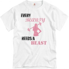 EVERY BEAITY NEEDS A BEAST