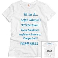 Posh team shirt
