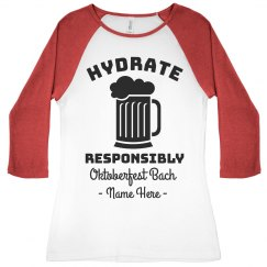 Hydrate Responsibly Oktoberfest Bach
