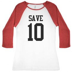 Save The Date Her Tee
