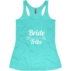 Bride Tribe arrow