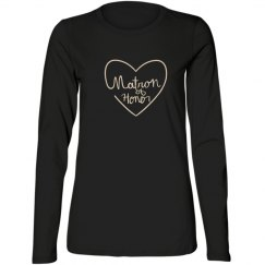 Matron of Honor Tees