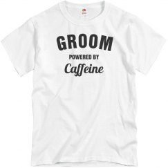 Groom powered by Caffeine