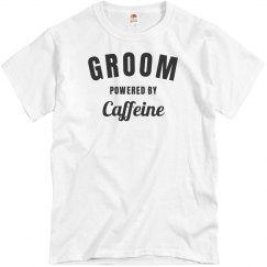 Groom powered by Caffeine