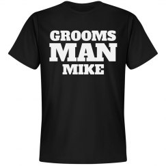 Groomsman Bachelor Group