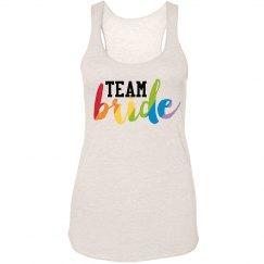 Team Rainbow Bride