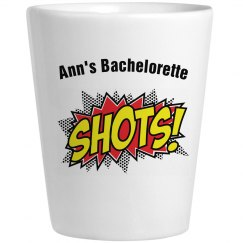 Bachelorette Shots