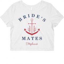 Nautical Bride's Anchor